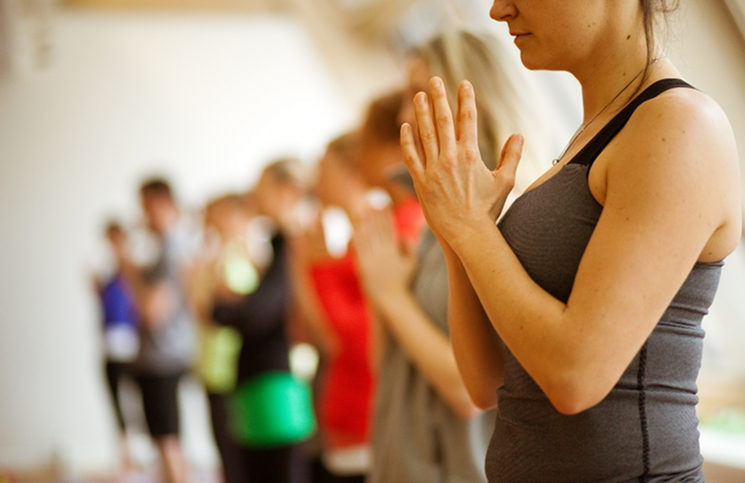 Get Your Sweat On Hot Yoga In Stockholm