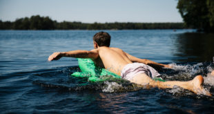 Stockholm top swimming locations beach summer refreshing