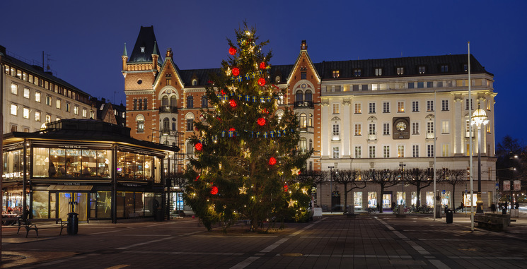 Stockholm lights up for Christmas | Your Living City