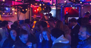 Solidaritet Stockholm's best nightclubs party