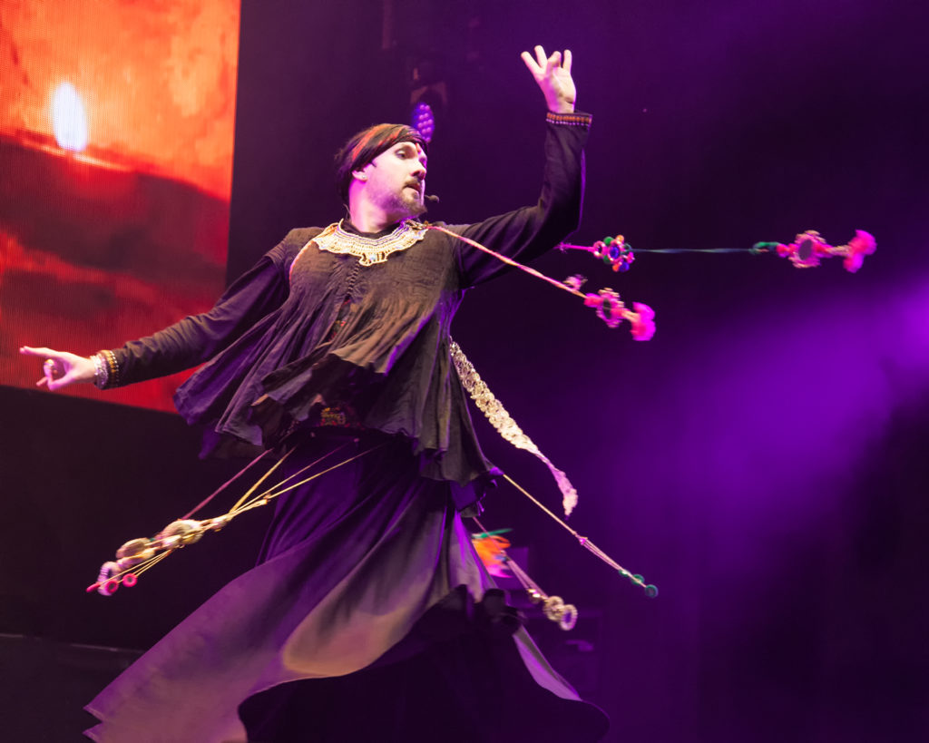 Whirling like a proper dervish in the Bollywood Musical
