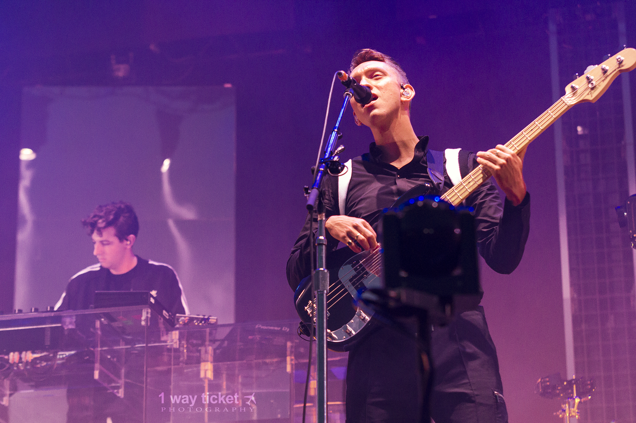 Jammie and Oliver - The XX