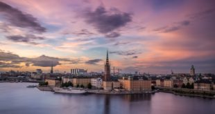View of Stockholm from Mariaberget by Raphael Andres Follow