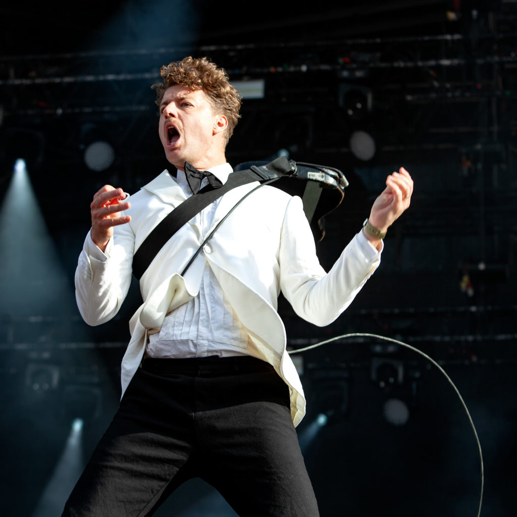 The Hives at Lollapalooza Stockholm 2019