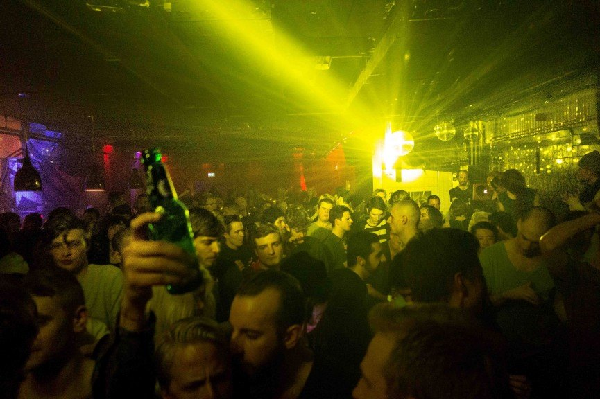 Best nightclubs in stockholm Slakthuset night out party
