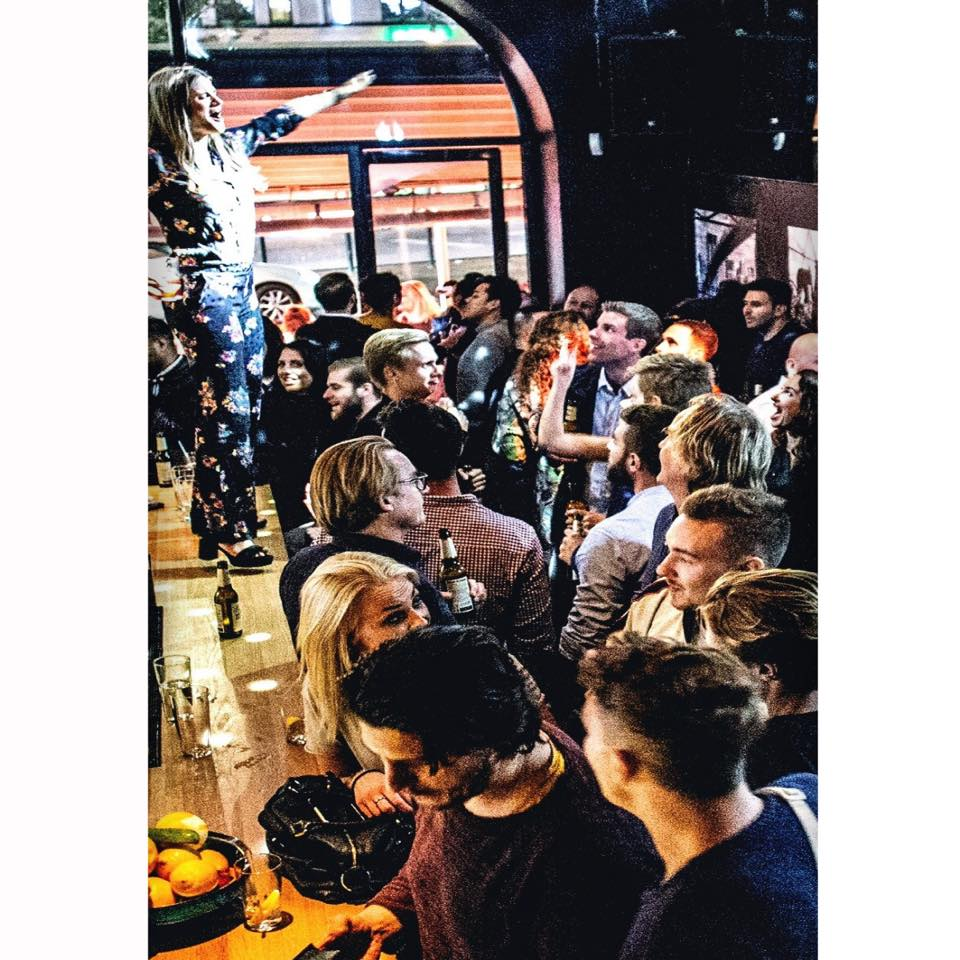 East best nightclubs in Stockholm party