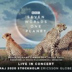 Seven Worlds One Planet live in concert stockholm