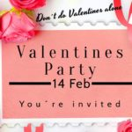 valentines party 14 february stockholm heart