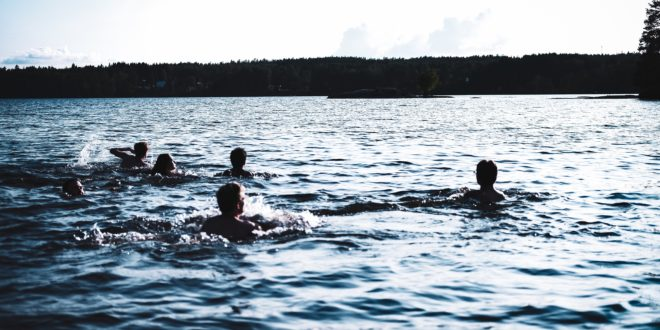 sweden plunge swim wild swimming pool outdoors indoors stockholm sports recreate exercise